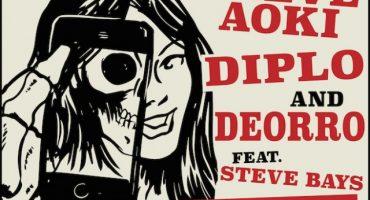 Diplo, Steve Aoki & Deorro -