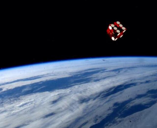 Las fotos de un astronauta