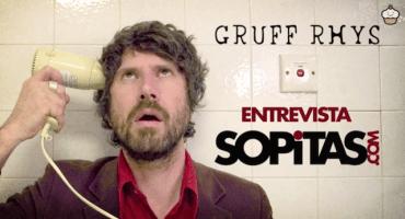 Baja el volumen #30: La entrevista de Gruff Rhys