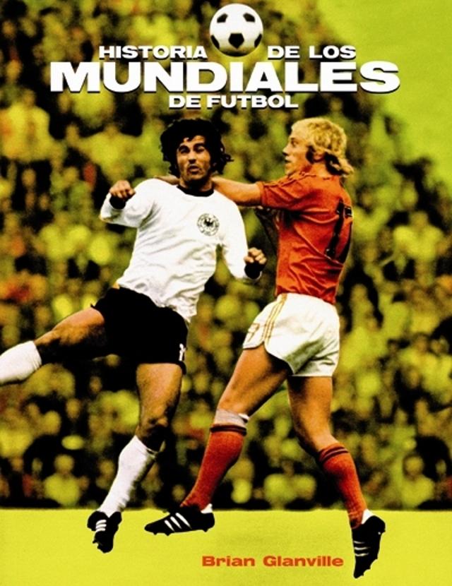 Historias de los Mundiales de Futbol, por Marion Reimers