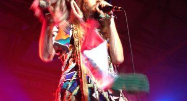 Crystal Fighters y la mejor fiesta casera en el José Cuervo Salón