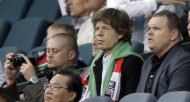 Por qué nadie quiere el apoyo de Mick Jagger en el mundial