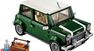 Nerdgasmo: Clásico Mini Cooper próximamente en LEGO