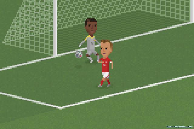 Galería: Los mejores momentos del Mundial, en 8 bits