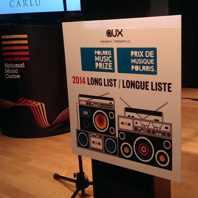 Revelan la lista de discos contendientes al premio Polaris