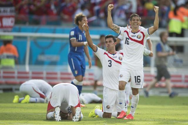 Siete costarricenses al dopaje, Héctor Moreno interesa en Inglaterra y más...