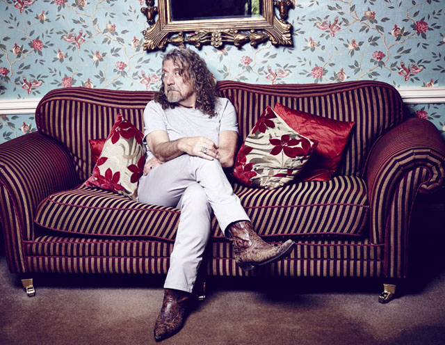 Escucha nuevas canciones de Robert Plant, The Gaslight Anthem, y Icona Pop