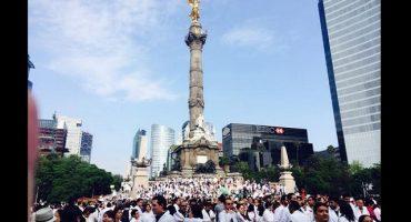 Galería: #YoSoy17, marcha de los médicos