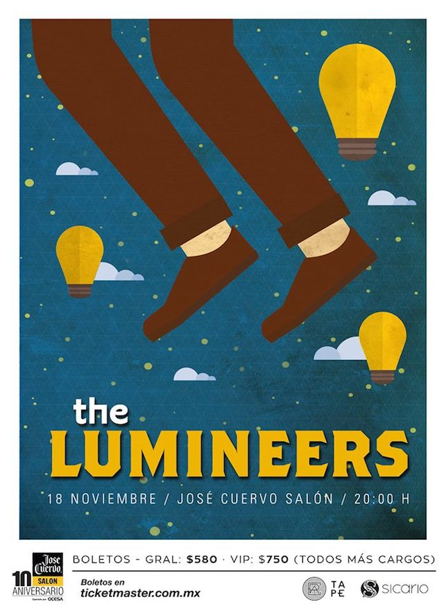 The Lumineers en México