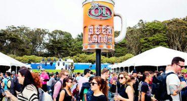 Los otros headliners de Outside Lands: Comida, vino, cerveza y arte
