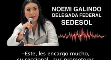 Video: El escándalo de la delegada de Sedesol que busca votos para el PRI