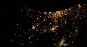 Así se ven los ataques en Gaza desde el espacio