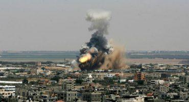 Lanza Israel ofensiva militar contra Hamas en la Franja de Gaza