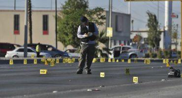 En promedio hubo 62 asesinatos diarios en México el año pasado