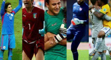 Porteros: los héroes de sus selecciones en este Mundial