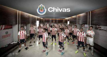 Y esta es la foto oficial de las Chivas para el Apertura 2014