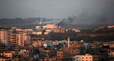 Con acuerdo de tregua por 72 horas, ejército israelí anuncia retiro total de Franja de Gaza