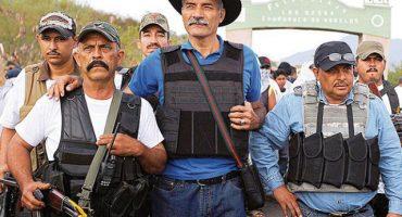 Defensa de Mireles tramita amparo en contra del auto de formal prisión