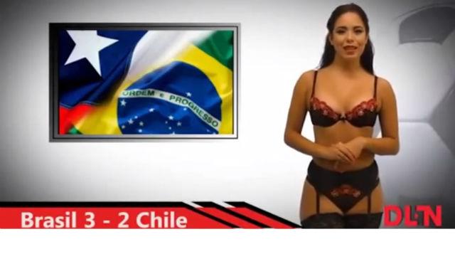 Las noticias del Mundial en Topless
