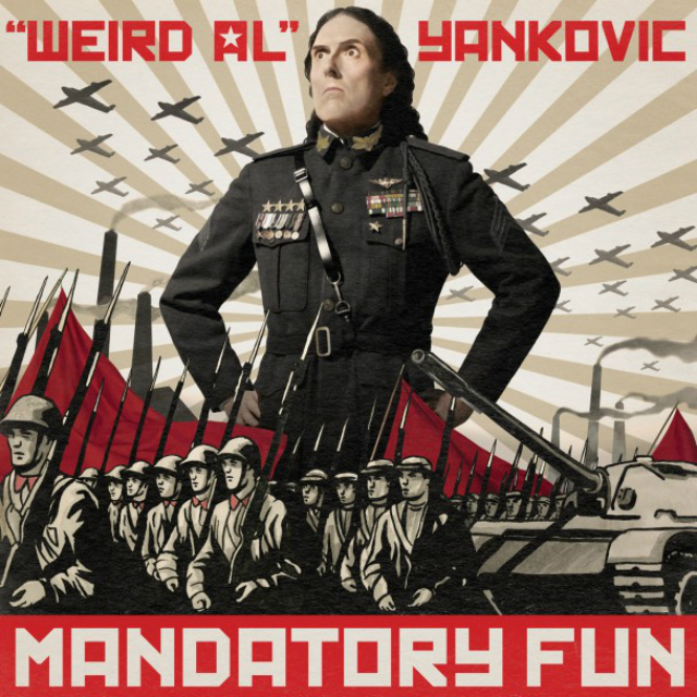 Escucha COMPLETO el nuevo disco de Weird Al Yankovic: