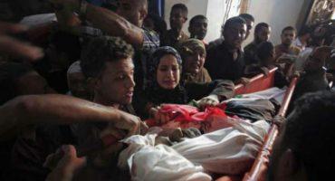 Ya van 151 muertos tras los ataques de Israel en Gaza