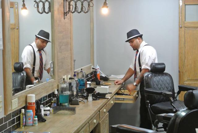 Acicálate con la Barbería Capital en la Casa de Sopitas