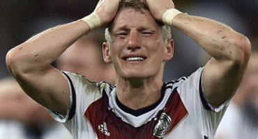 Por esto es que Bastian Schweinsteiger ya no sería capitán de Alemania
