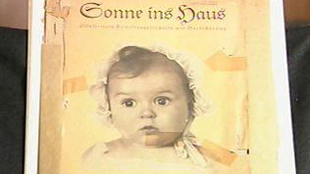 #Epicfail: Bebé nazi perfecto, en realidad era judío