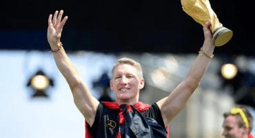 Dañaron la Copa del Mundo en los festejos de Alemania