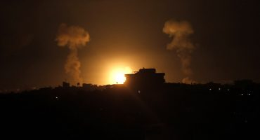 Fotografía: Tres días de ataques en Gaza, 81 muertos
