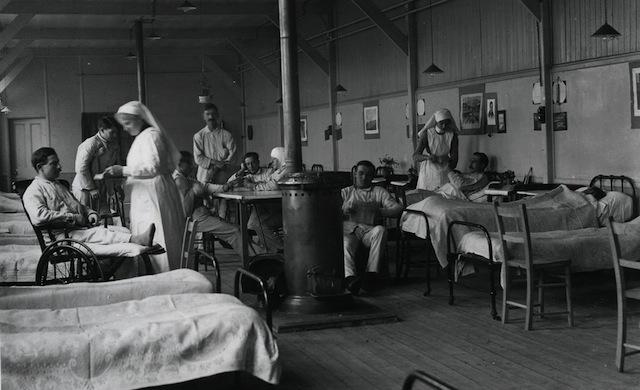 inventos tecnologicos y cientificos de la primera guerra mundial