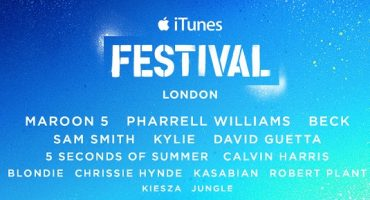 Kasabian, Beck, Sam Smith, Pharrell y más en el iTunes Festival 2014