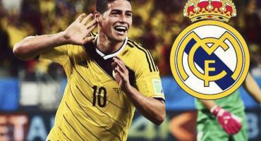 James Rodríguez sería presentado mañana, Patrice Evra ya es de la Juventus, y más...