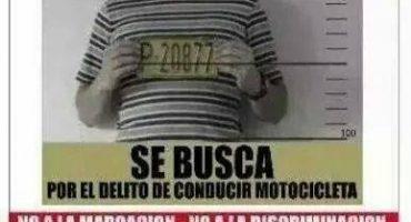 Colima y su criminalización a motociclistas: ¿qué es la