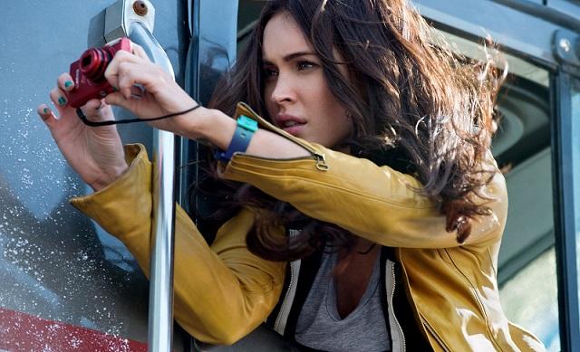 Entrevista con Megan Fox: De fan de las Tortugas Ninja a April O'Neil