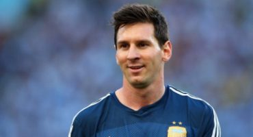Messi vomitó en la final de Brasil 2014 frente a Alemania