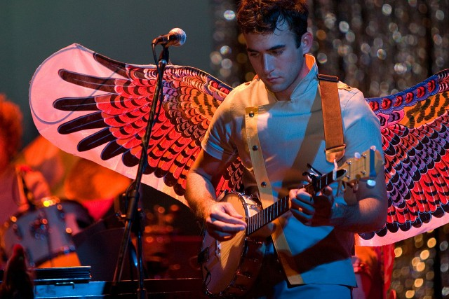"Pasen a oír ""No Shade In the Shadow of the Cross"" lo nuevo de Sufjan Stevens"
