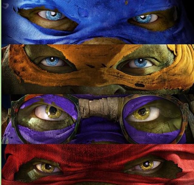 ¿Sabes qué Tortuga Ninja eres?