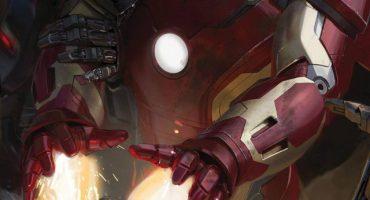 """Iron Man, Scarlett Witch y otros en los carteles de """"Avengers: Age of Ultron"""" para Comic-Con"""