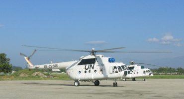 Un Helicóptero de la ONU se estrelló en Sudán del Sur, posiblemente fue derribado