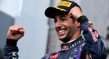 Una tarde de ensueño para Daniel Ricciardo en el GP de Bélgica
