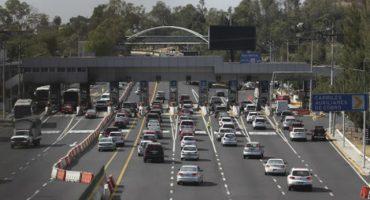 ¡Vámonos de vacaciones!... a partir de hoy, tarifas de carreteras aumentan 3.9%