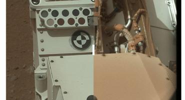 Esto es lo que Marte le ha hecho al Curiosity Rover