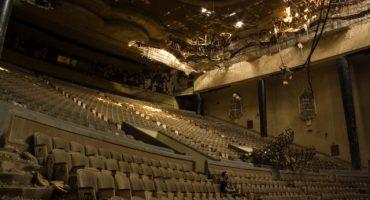 Fotografías de cines abandonados