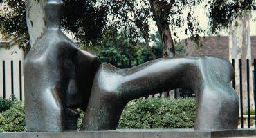 La obra de Henry Moore acaba de llegar a México