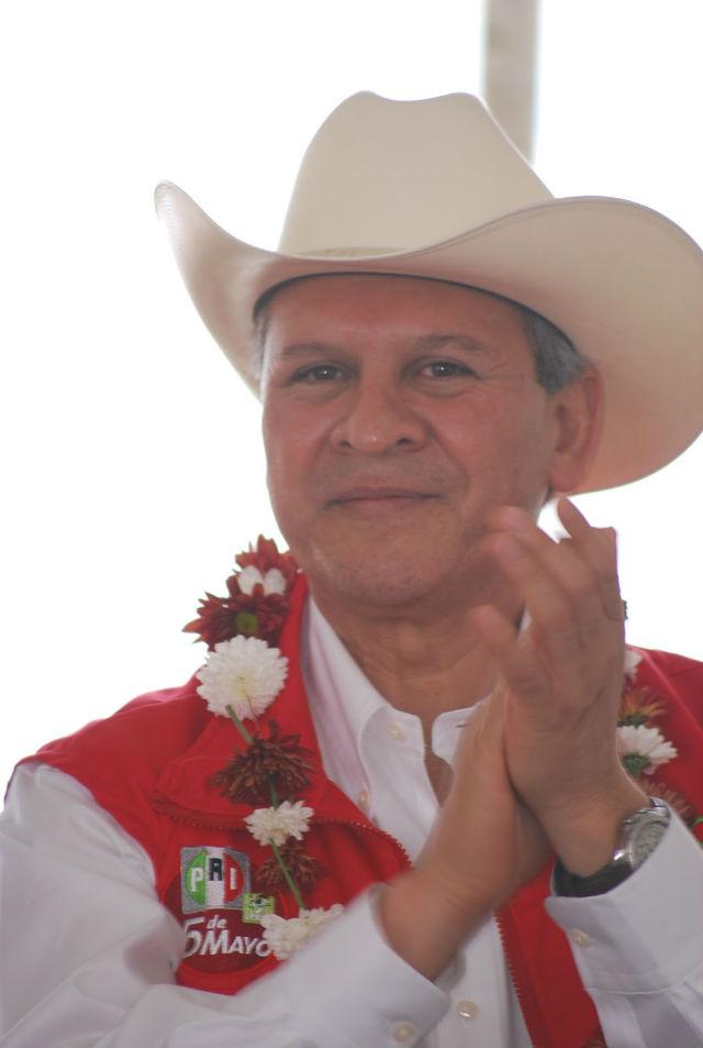 Senador del PRI obtuvo más de 33 millones del gobiernocuando fue líder campesino