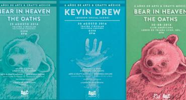 ¡Gana boletos para el concierto de Bear in Heaven!