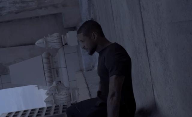 Usher y Nicki arman una fiesta anormal en el video