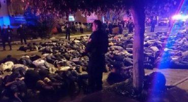 ¡Se acabó la fiesta!: mil invitados, casi 300 detenidos en Zapopan