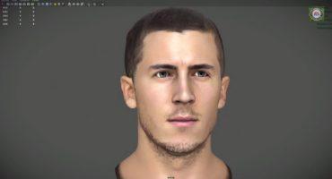Mira cómo hacen los rostros de los jugadores para el nuevo FIFA 15